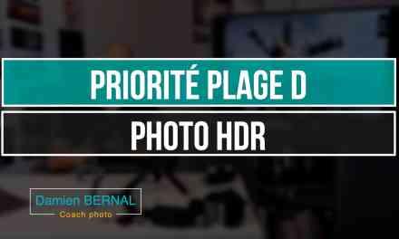 Priorité Plage D : photo HDR ?