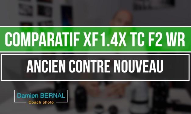 Comparatif XF1.4x F2 TC vs Ancien télé-convertisseur XF1.4x TC