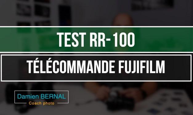 Présentation RR-100 : La télécommande Fujifilm