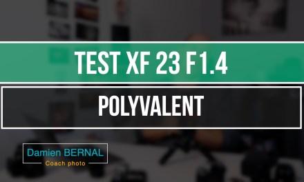 Test XF 23mm F1.4 R