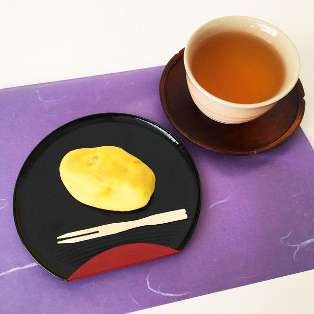 スウィートポテトとジャスミンティー,KUSMI TEA,Jasmine green tea,