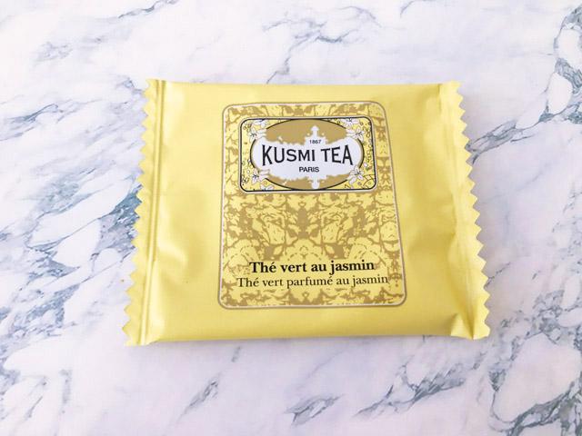 クスミティー,ジャスミン茶,個包装,KUSMI TEA,Jasmine green tea,