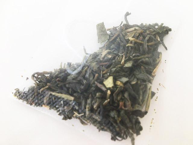 クスミティーのジャスミン グリーン ティーの茶葉,KUSMI TEA,Jasmine green tea,
