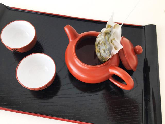 クスミティー,ジャスミン グリーン ティ,中国茶器,KUSMI TEA,Jasmine green tea,