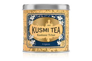 クスミティー,カシミールチャイ,250g 缶,KUSMI TEA,KASHMIR TCHAÏ,