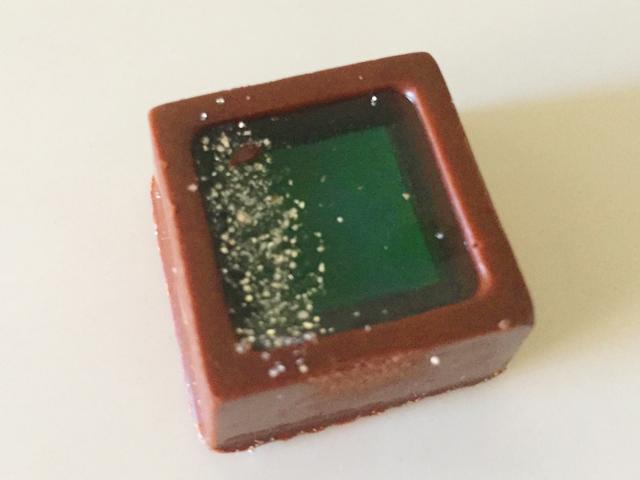 ショコラベルアメール京都別邸,瑞穂のしずく,祝のジュレ×ビターチョコ