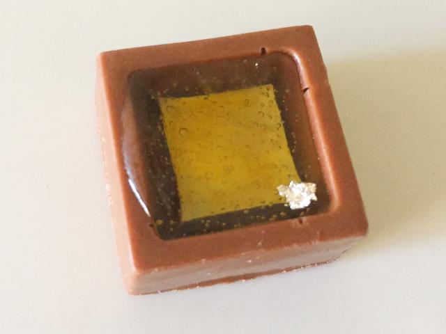 ショコラベルアメール京都別邸,瑞穂のしずく,神聖のジュレ × ミルクチョコ