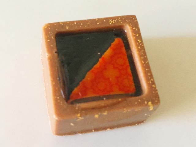 ショコラベルアメール京都別邸,瑞穂のしずく,紅茶ジュレ × キャラメルミルクチョコ