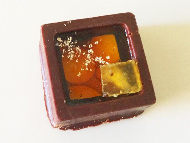 ショコラベルアメール京都別邸,瑞穂のしずく,ラ・フランスジュレ × ミルクチョコ