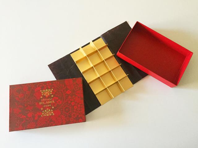 ショコラベルアメール京都別邸,瑞穂のしずく,箱