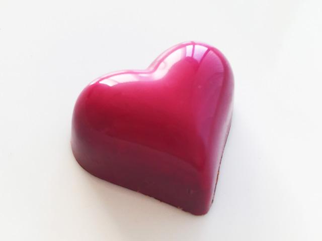 ブノワ・ニアン,オートクチュールショコラ,ピンクハート,haute couture chocolat,バレンタイン,2019