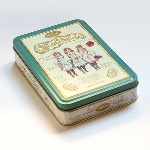 カファレルの缶