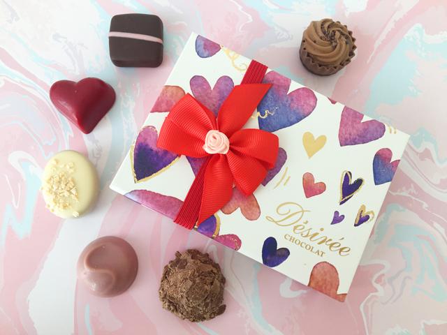 デジレー,チョコレート,6個入,トリュフ,バレンタイン,ダスカジャパン クァウテモック, Désirée,chocolate,Valentine,truffle,Bonbon de chocolat,
