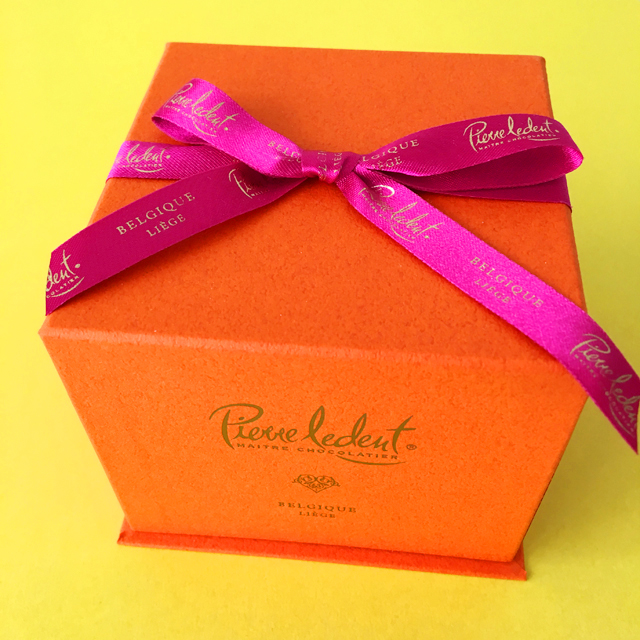 プチシャトー8粒入,ピエールルドン,バレンタイン,チョコレート,ベルギーのチョコレート, Pierre Ledent,Petit Château,Valentine,chocolate,Belgium,
