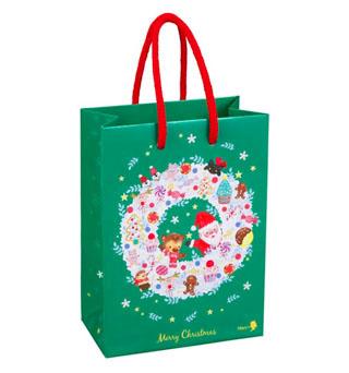 メリーチョコレート,フィールフロイデ,オリジナルバッグ,緑色のバッグ,税込540円,Mary Chocolate,Mary's,