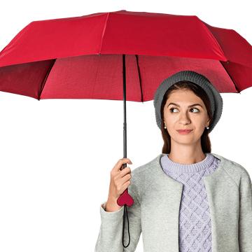 フライング タイガー コペンハーゲン,握り手のところがハートの折り畳み傘