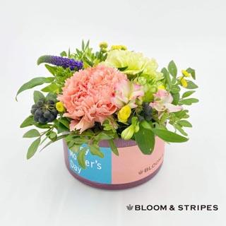 ブルーム&ストライプス,ナチュラルアレンジメント(M),生花のアレンジメント,BLOOM & STRIPES,母の日,2020,