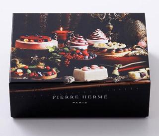 ピエール・エルメ・パリ,マカロン 10個詰合わせのパッケージ,母の日,2020,PIERRE HERMÉ PARIS,