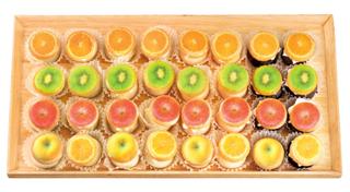 アンファン,くだものクッキーアイス,32個入,お中元,2020,