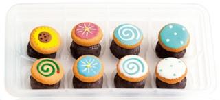 コーヒー味のミニクッキーアイス,アンファン,アイシングクッキーアイス2021年夏バージョン,クッキーのアイス,お中元,2021,サマーギフト,アイスクリーム,Enfant,焼き菓子詰合せ,summer gift,jelly,ice cream,baked sweets,