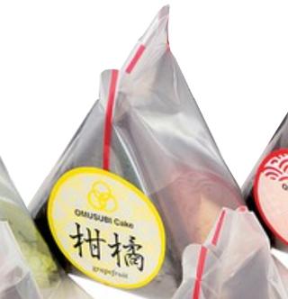 おむすびケーキ,柑橘,グレープフルーツ,OMUSUBI Cake,お中元,2021,サマーギフト,baked sweets,ケーキ,,