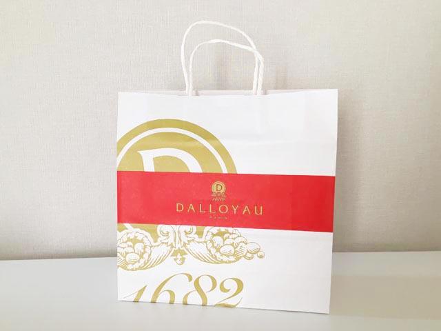ダロワイヨ,マカロン,お渡し用紙袋,
