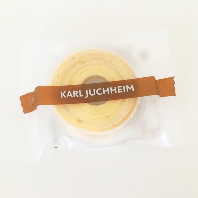 KARL JUCHHEIM,BAUMKUCHEN SCHEIBEN,