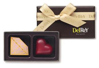 デルレイ,デルレイセレクション(2個入)×2箱セット,バレンタイン,2019