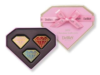 デルレイ,DelReY,デルレイ ダイヤモンドBOX3個入り,