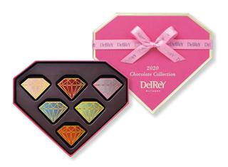 デルレイ,DelReY,デルレイ ダイヤモンドBOX6個入り,