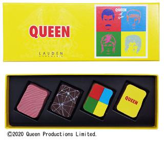 ラウデンチョコレート,クイーン ホットスペース コレクション ,LAUDEN,