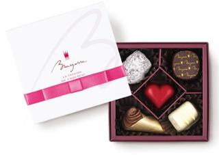 ブリュイエール,ブリュイエール セレクション 5,5個入,税込1620円,バレンタイン,2021,チョコレート,BRUYERRE,Valentine,chocolate,