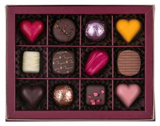 ブリュイエール,ブリュイエール プレミアムボックス 12,12粒入,税込3,780円,バレンタイン,2021,チョコレート,BRUYERRE,Valentine,chocolate,