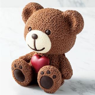 カカオ サンパカ,ハートベア カロロ,ふわふわの毛並みまで精巧に表現されたくま型のミルクチョコレート,バレンタイン,2021,チョコレート,CACAO SAMPAKA,Valentine,chocolate,