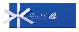 セントー,セントー セレクション 4の青色の箱,税込1296円,本体価格1200円,バレンタイン,2021,チョコレート,Centho Chocolates,Valentine,chocolate,