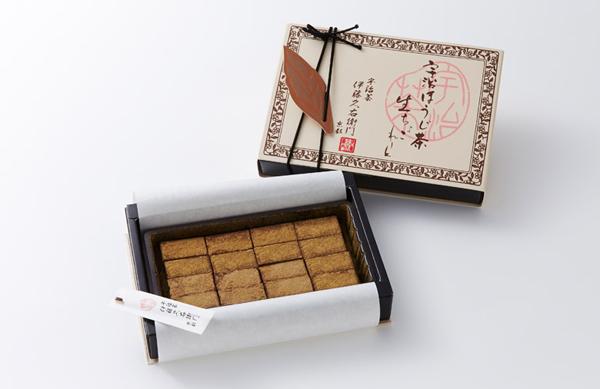 伊藤久右衛門,宇治ほうじ茶生ちょこれーと,宇治ほうじ茶生チョコレート, ほうじ茶のチョコレート,いとう きゅうえもん,