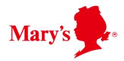 メリーチョコレート,ロゴ,Mary's,