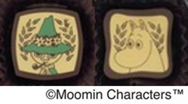 ムーミン × メリーチョコレート,ムーミンとスナフキンがデザインされたチョコレート2粒,アソーテッドチョコレート(ムーミンとスナフキン),ムーミンのチョコ,Mary's,バレンタイン,2021,チョコレート,Valentine,chocolate,