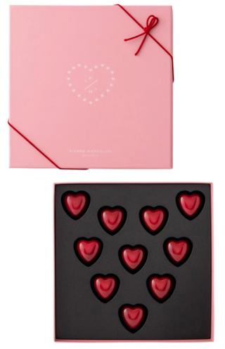 ピエールマルコリーニ,クール フランボワーズ 10個入,税込3,780円,バレンタイン,2021,チョコレート,PIERRE MARCOLIN,Valentine,chocolate,