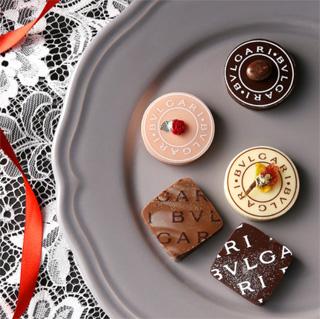 BVLGARI IL CIOCCOLATO(ブルガリ イル・チョコラート) ,チョコレート・ジェムズ ホワイトデー2019(10個入), ホワイトデ―,2019