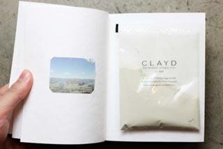 CLAYD WEEKBOOK,入浴剤,
