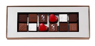 ジャン=ポール・エヴァン,ボンボン ショコラ 12個 テール,JEAN-PAUL HEVIN,ホワイトデー,2020,