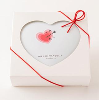 ピエールマルコリーニ,ホワイトデー セレクション 9個入,白い缶,PIERRE MARCOLINI,ホワイトデー,2020,