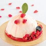 メゾンジブレー,清水白桃のアイスケーキ,お中元,夏のギフト,2021,