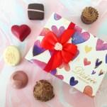 デジレー,チョコレート,トリュフ,感想,クチコミ,バレンタイン,Désirée,