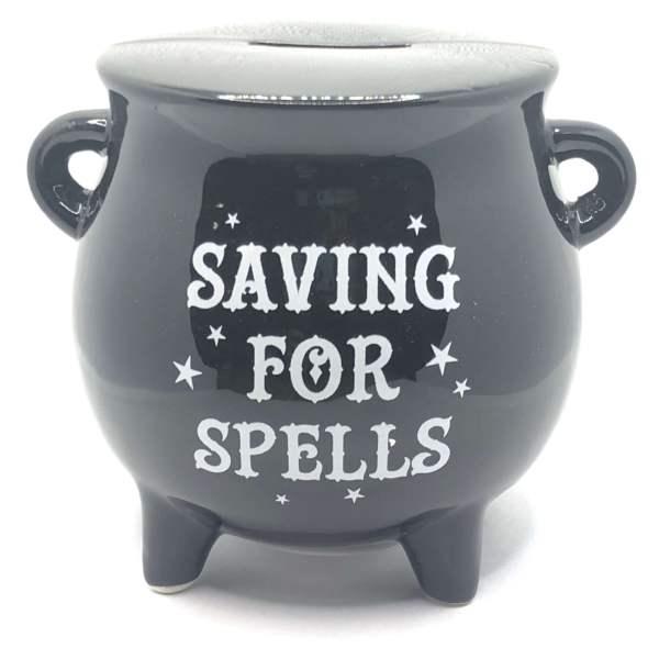 "Tirelire ""Saving for Spells"""