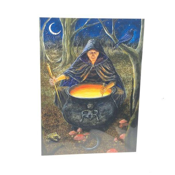 Carte Crone Goddess