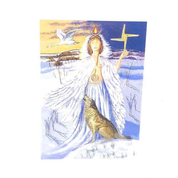 Carte Maiden Goddess