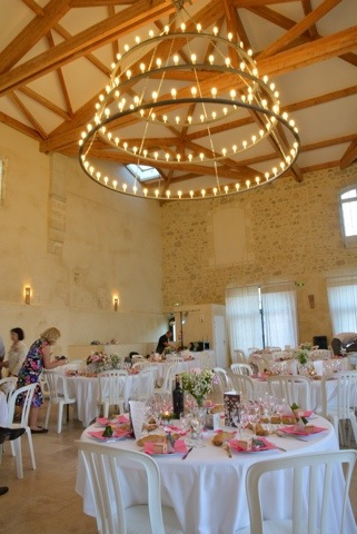 le salle de mariage