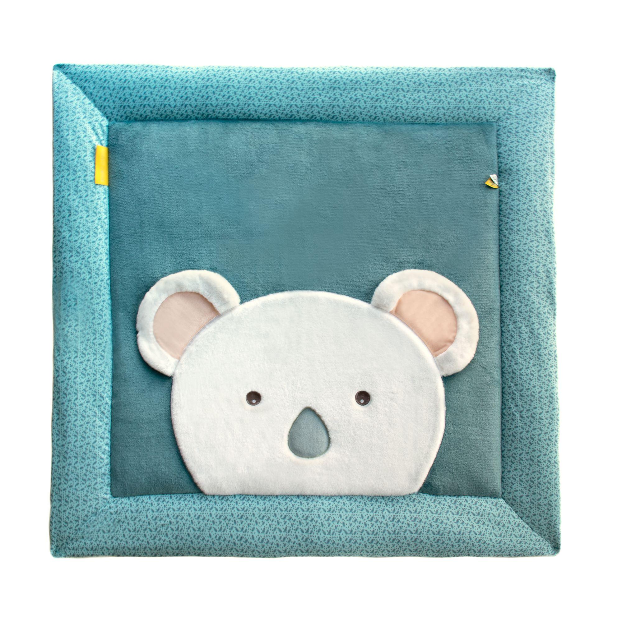 tapis d eveil pour bebe koala tapidou doudou compagnie